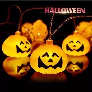 🌸Pumpkin 20 String Lights Halloween Decoration